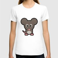 mouse T-shirts featuring Mouse by mrninja13