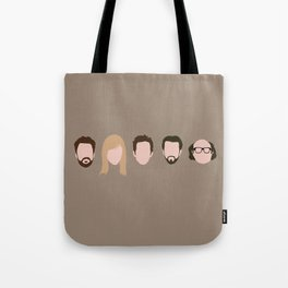 The Gang (It's Always Sunny) Tote Bag