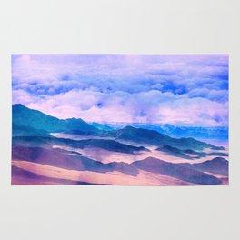Blue Mountains Land Rug