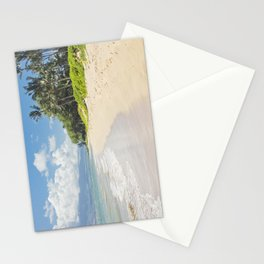 Kawililipoa Beach Kihei Maui Hawaii Stationery Cards