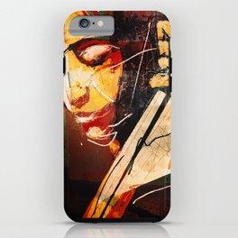 Esperanza Spalding iPhone Case