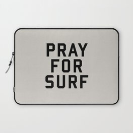 Pray For Surf Laptop Sleeve