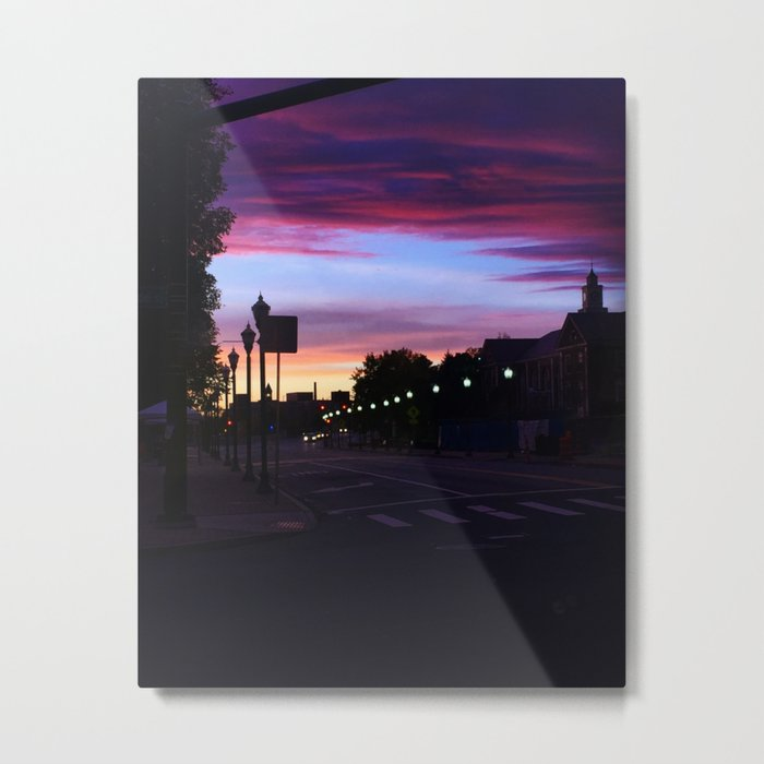 Welcome To Today Metal Print