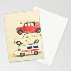 Who Will Help Us Now? Stationery Cards