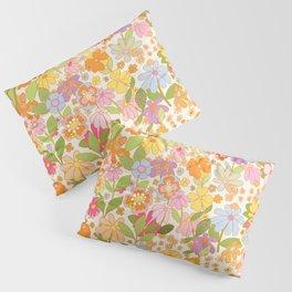 Nostalgia in the garden Pillow Sham