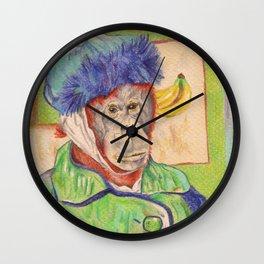 Ovanguhtan Wall Clock