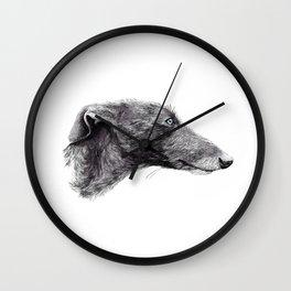 Galgo Wall Clock