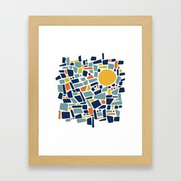 sunshine Study #3 Framed Art Print