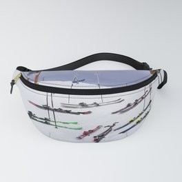 Skiers can't read ;o) Fanny Pack