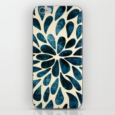 Petal Burst #5 iPhone Skin