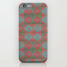 Colonial Rug Pattern iPhone 6s Slim Case