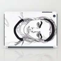 bambi iPad Cases featuring Bambi by ☿ cactei ☿