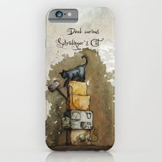 Schrödinger`s Cat Slim Case iPhone 6s