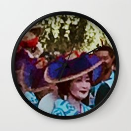 Festival Day Wall Clock