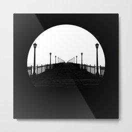 Pier 7 Metal Print