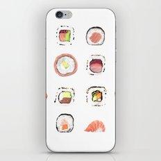 Sushi Time iPhone & iPod Skin