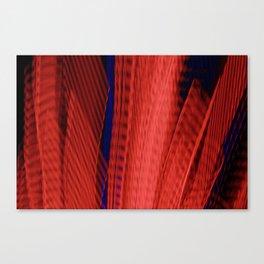 Abstract Urban Sprawl Canvas Print