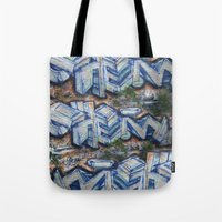 chemistry Tote Bags featuring organic chemistry. by kemistree
