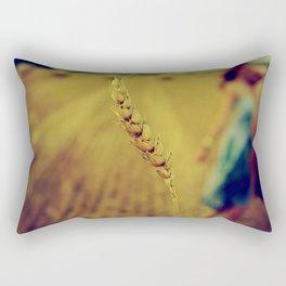straw Rectangular Pillow