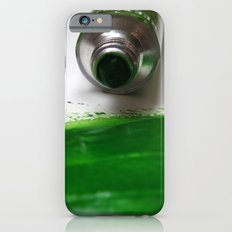 Painting Green #1 Slim Case iPhone 6s