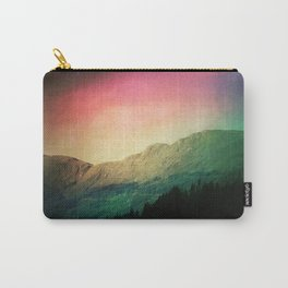Scottish Mountains Carry-All Pouch