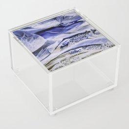 Melting Glacier Acrylic Box