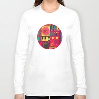 sunrise Long Sleeve T-shirts featuring Sunrise by Shelly Bremmer
