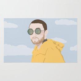 Mac Miller Rug