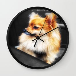 Fantastic Mr Fox Wall Clock