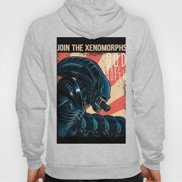 Join the Xenomorphs Hoody