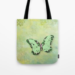 Green Botanica Tote Bag