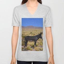 horse by Bruna Fiscuk Unisex V-Neck