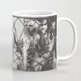 Skull Fence of New Orleans Coffee Mug