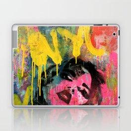NYC GRAFFITI WALL II Laptop & iPad Skin