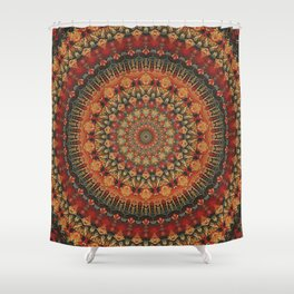 Mandala 563 Shower Curtain