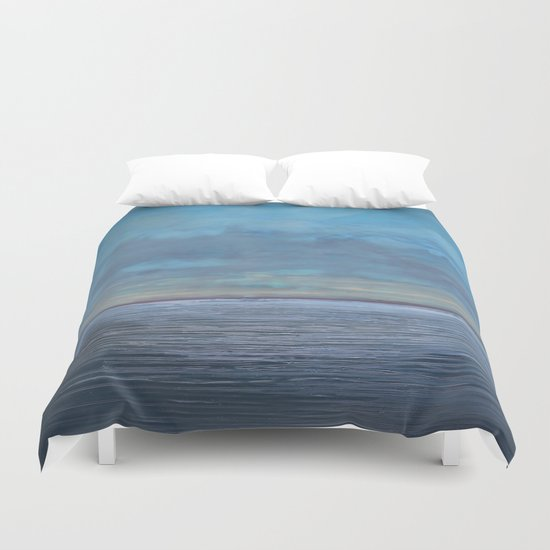 Promise (of a new day) Duvet Cover