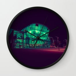 Festspielhaus / Bladerunner Vibes / Austria Wall Clock