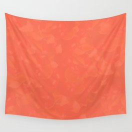 Bittersweet Persimmon Wall Tapestry