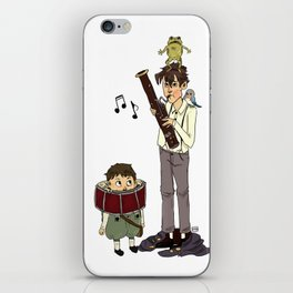 Thanks For Supporting my Bassooning iPhone Skin