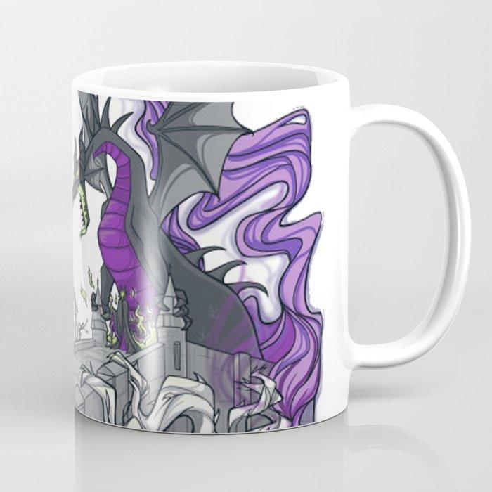 Dragon telephone box Coffee Mug