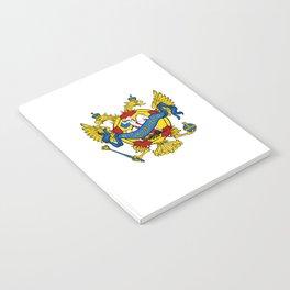 Russia Сборная (Sbornaya, The National Team) ~Group A~ Notebook