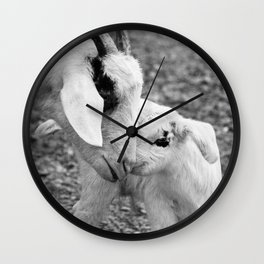 Mother's Love Wall Clock