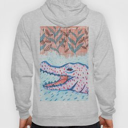 alligator Hoody