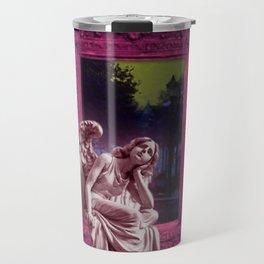 Angel of Bristol (PINK) Travel Mug