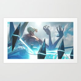 Ulamog Art Print