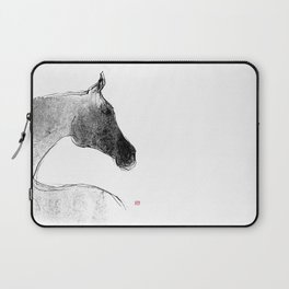 Horse (Mare) Laptop Sleeve