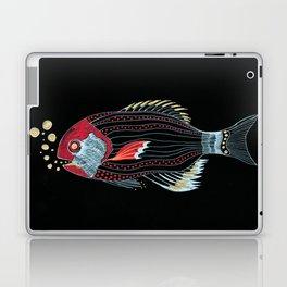 Happy New Fish  Laptop & iPad Skin