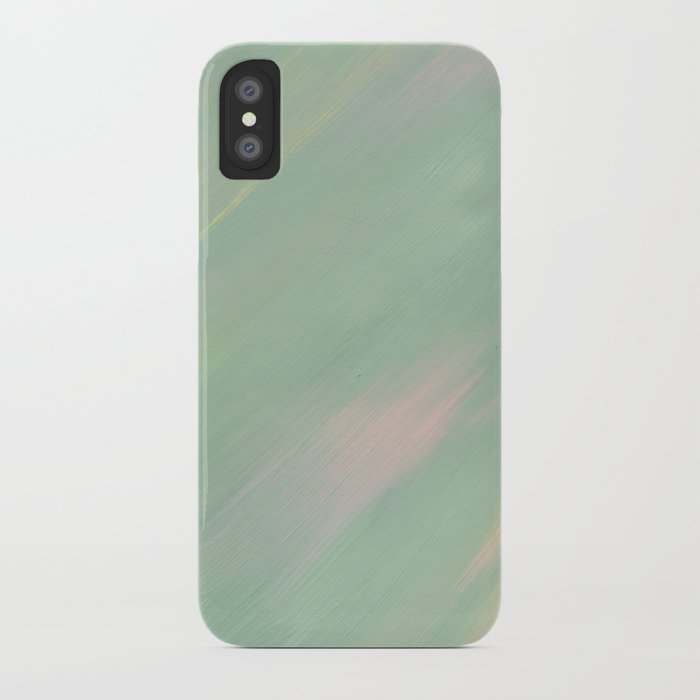 Pastel Haze iPhone Case
