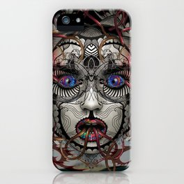 Google Medusa iPhone Case