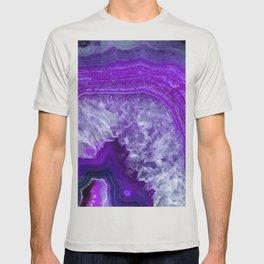 purple stone T-shirt